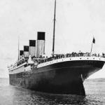 Как тонул Титаник